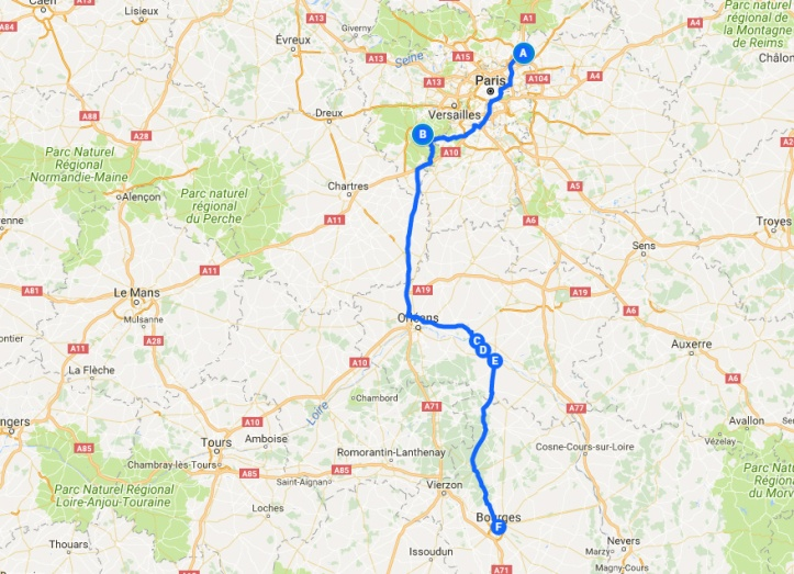 Ethan Map Bourges