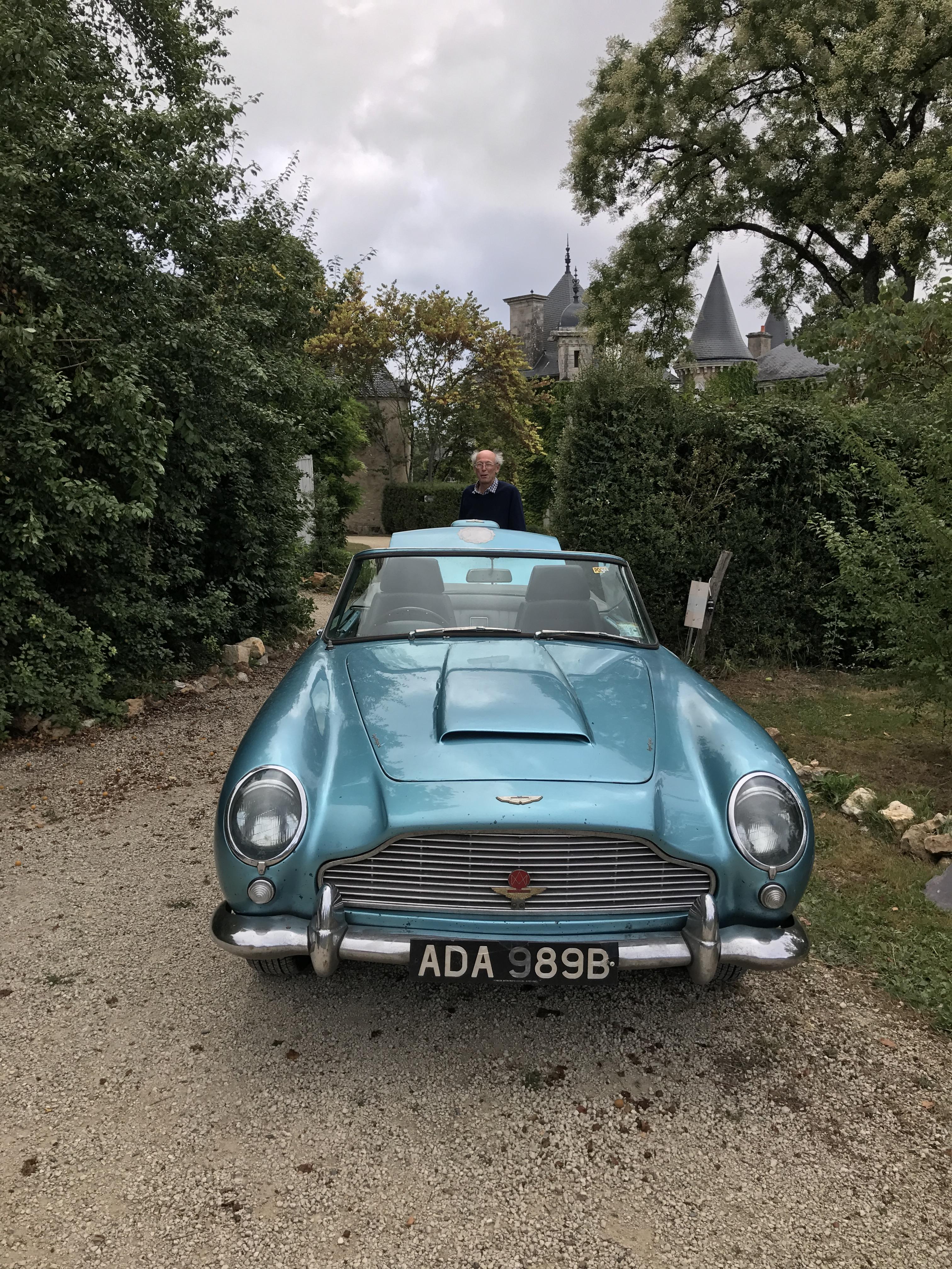 Aston Martin David Spurling